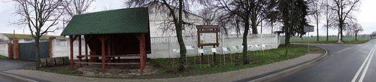 Stary Gołębin - przystanek ścieżki edukacyjnej