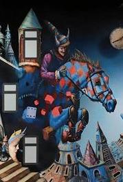 Postać na koniu