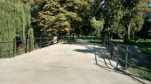 Most w Parku Wschodnim 1
