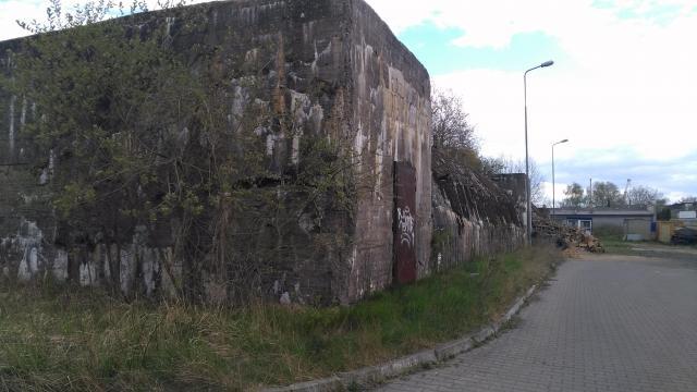 Schron tunelowy