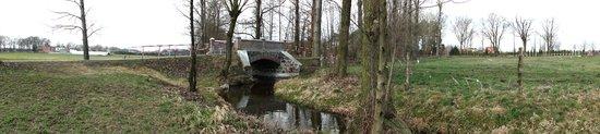 Most na Rowie Wyskoć.