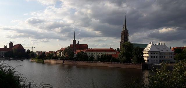 panorama Ostrowa