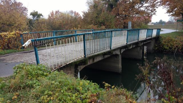 Most w ul. Stefana Batorego