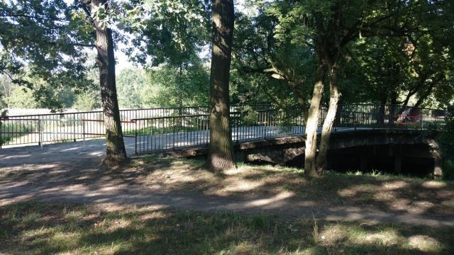 Most w Parku Wschodnim 2