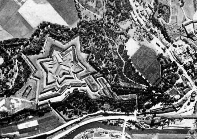 zdjęcie lotnicze 1938
