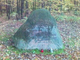 Obelisk w Wejcherowie