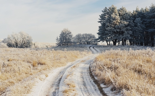 Zimowa eksploracja