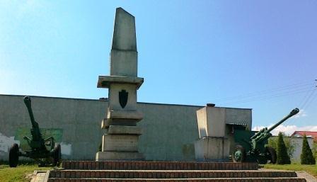 Pomnik Braterstwa Broni w Skoroszycach